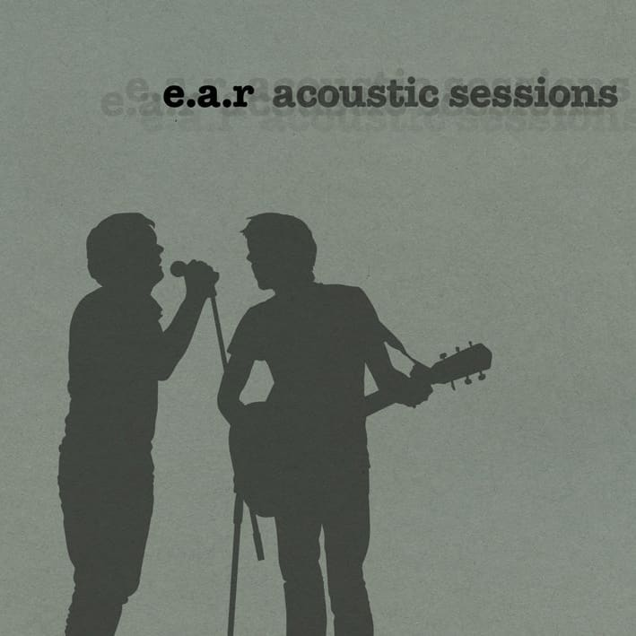EAR Acoustic Sessions Album Cover