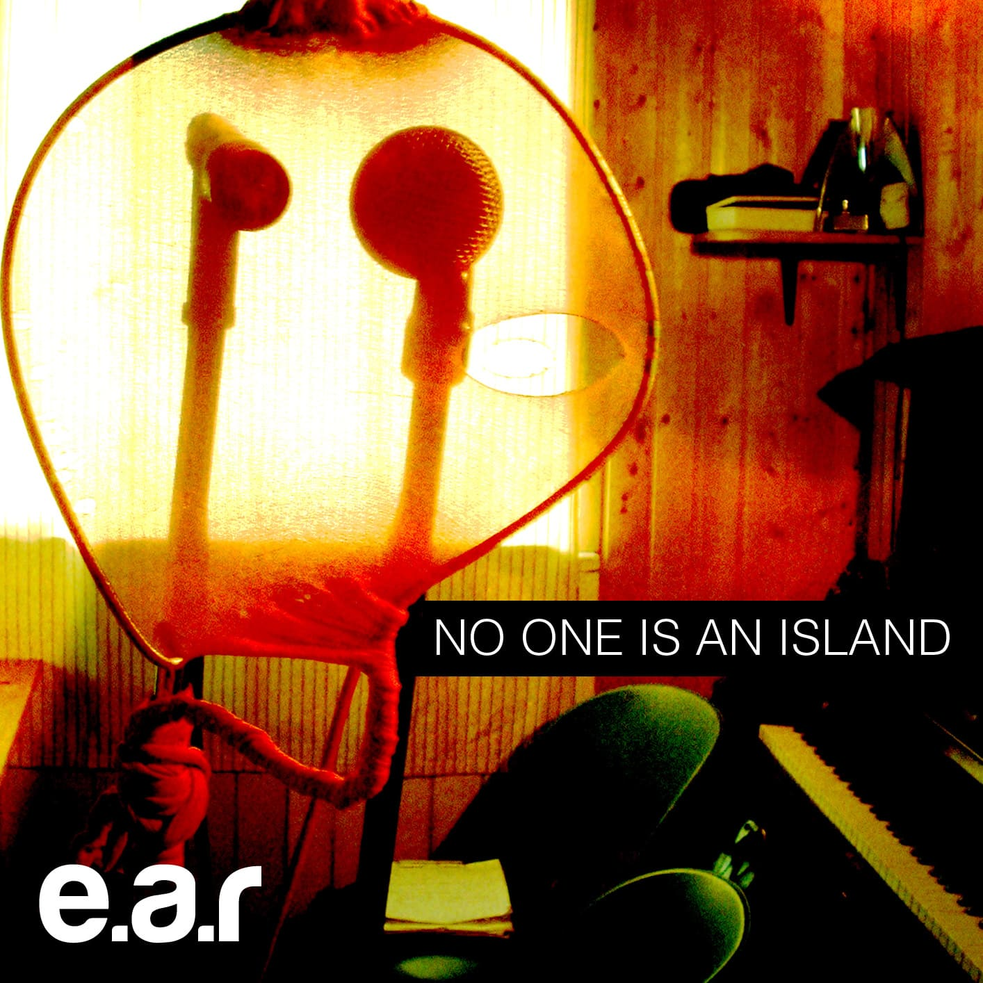 EAR No One Is An Island Album Cover