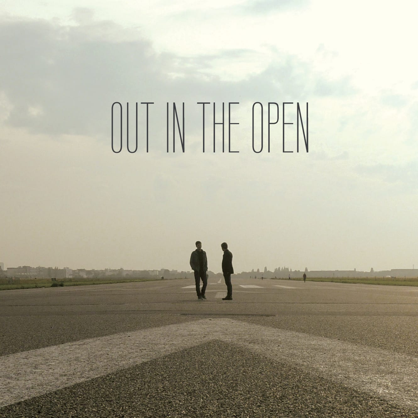 EAR Out In The Open Album Cover