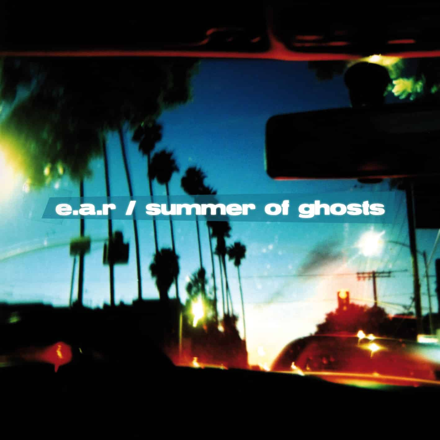 EAR Summer Of Ghosts Album Cover